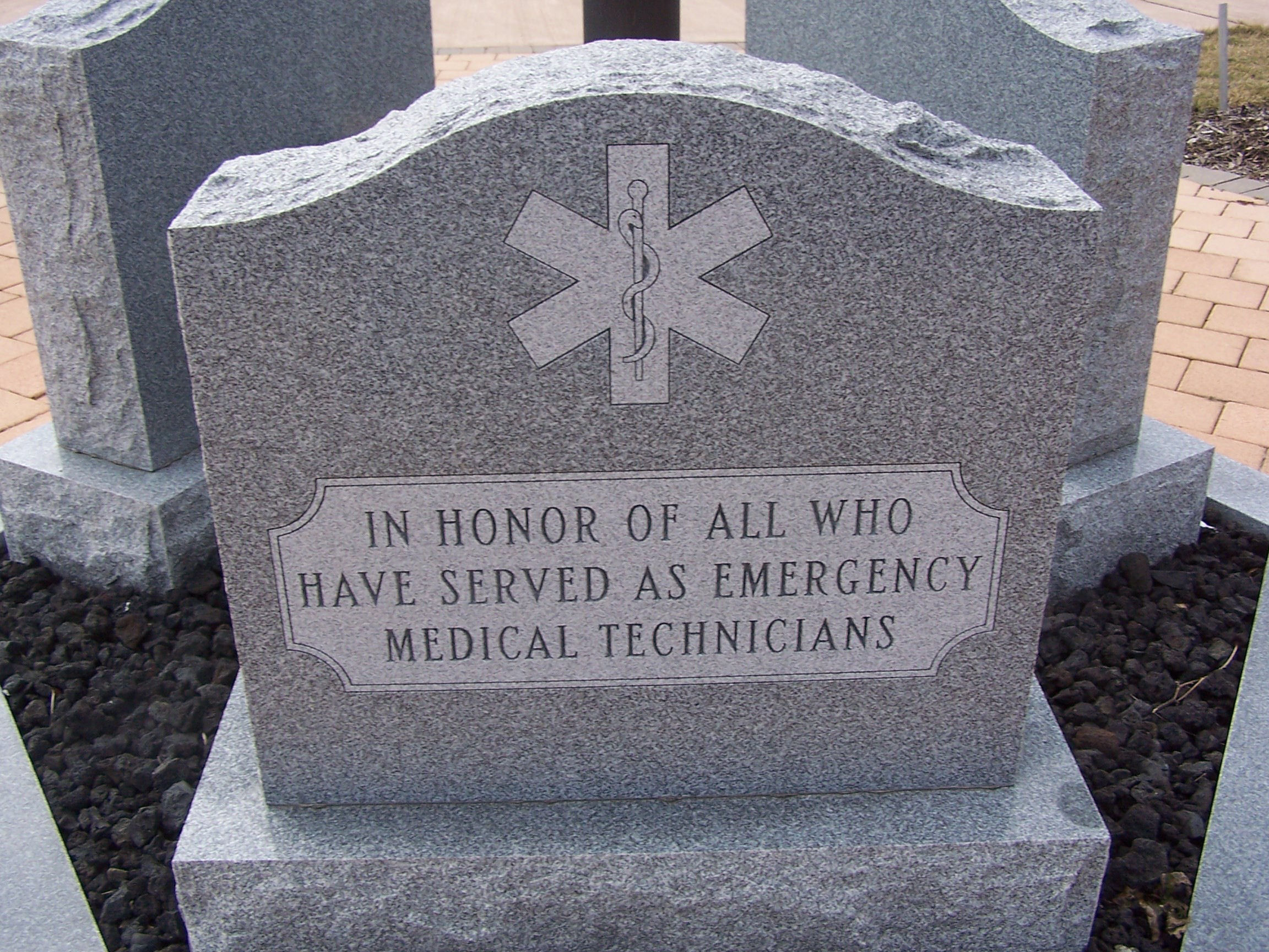 Emergency Services Marker